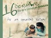 16 de diciembre, Día de la Lectura en Andalucía