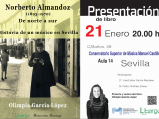 Presentación del libro `Norberto Almdandoz (1893-1970)…´ en Sevilla