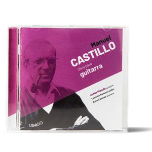 Manuel Castillo: obra para guitarra