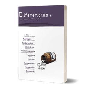 """Diferencias nº 6. Revista del CSM """"Manuel Castillo"""" de Sevilla"""